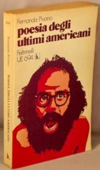 image of Poesia Degli Ultimi Americani.