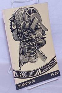 image of Anarchy No. 30 (Vol. 3 No. 8), August 1963: The Community Workshop