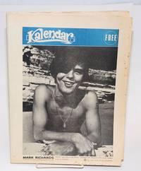 Kalendar vol. 1, issue K23, December 6, 1972