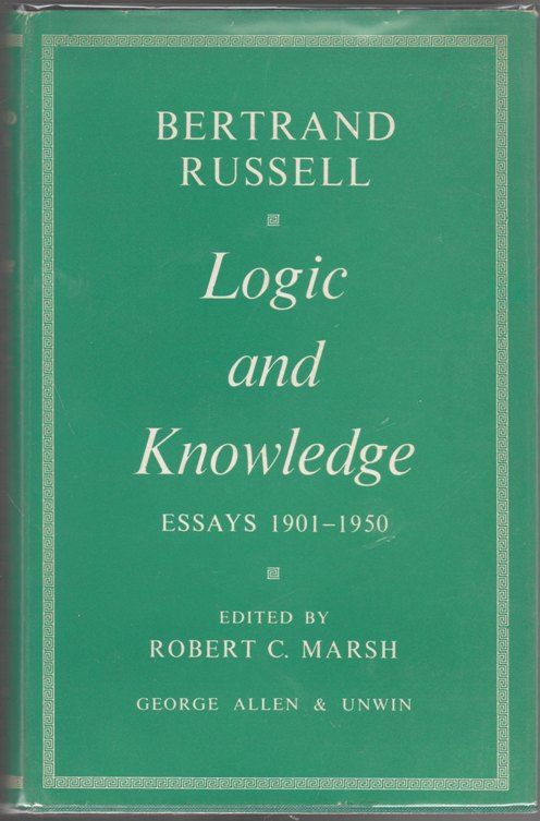 knowledge and wisdom essay by bertrand russell Knowledge and wisdom bertrand russell bertrand russell: (1872-1970) bertrand arthur william russell was born at trelleck on 18th may, 1872 he was a.