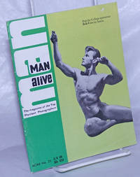 image of Man Alive: the magazine of the top physique photographers no. 21