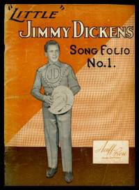LITTLE JIMMY DICKENS SONG FOLIO