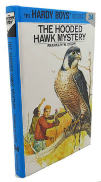 image of THE HOODED HAWK MYSTERY Hardy Boys, Book 34