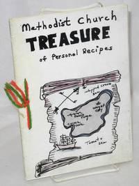 image of Methodist Church treasure of personal recipes