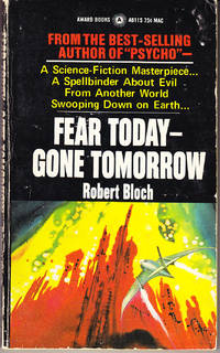 image of Fear Today- Gone Tomorrow