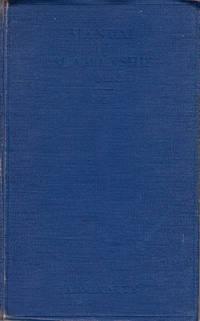 MANUAL OF SEAMANSHIP VOL. I 1937