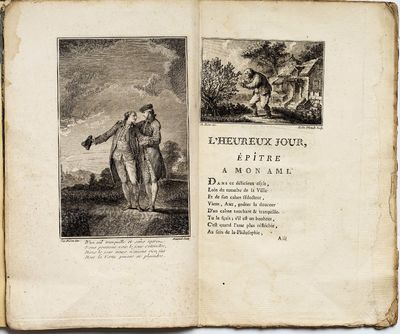 Illustrated by Charles Eisen (French, 1720–1778), engraved by Emmanuel Jean Nepomucène de Ghendt ...