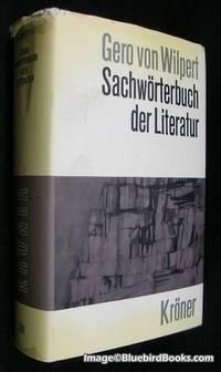 Sachworterbuch Der Literatur