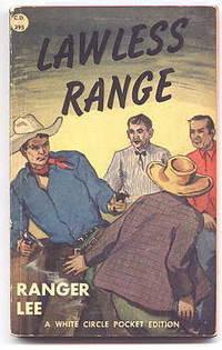 image of LAWLESS RANGE.  WHITE CIRCLE POCKET EDITION C.D. 395.