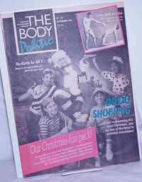 image of The Body Politic: a magazine for lesbian/gay liberation; #133, December, 1986; Dildo Shopping for Christmas!