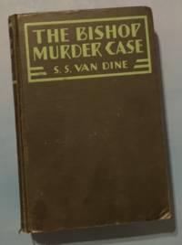image of The Bishop Murder Case