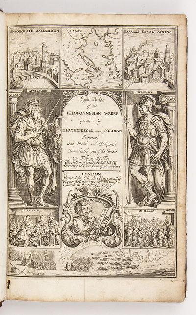 Eight Books of the Peloponnesian...