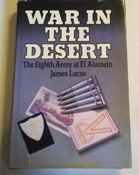 image of WAR IN THE DESERT