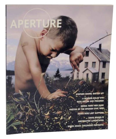New York: Aperture, 2003. First edition. Softcover. Fall 2003. Includes work from: Marco Pesaresi, G...