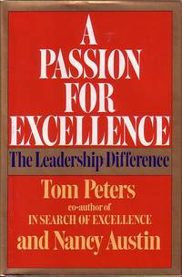 image of A Passion For Excellence The Leadship Difference