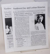 image of Northwest Gay and Lesbian Historian newsletter: vol. 1, #3 & 4, Summer/Fall, 1996 & June 1997 [two issues]