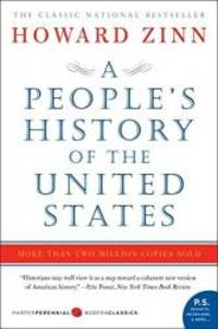 A People's History of the United States by Howard Zinn - Paperback - 2005-07-04 - from Books Express (SKU: 0060838655q)