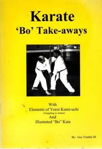 """image of Karate """"Bo"""" take-aways"""