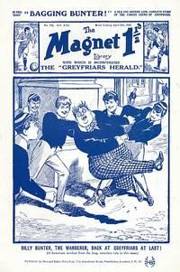 The Magnet Library, No 739. April 8th 1922. Bagging Bunter! Facsimile