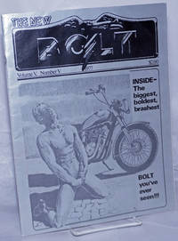 image of The New Bolt: the official publication of The Thunderbolts M.C., Inc. vol. 5, no. 5, The Holidays 1977