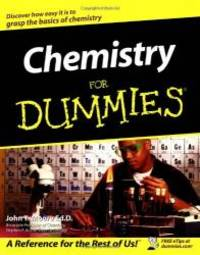 image of Chemistry For Dummies