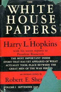 image of The White House Papers of Harry L. Hopkins : Volume I
