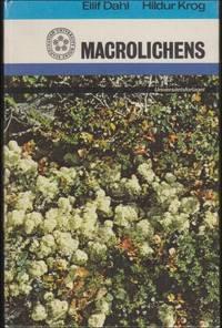 Macrolichens of Denmark, Finland, Norway and Sweden