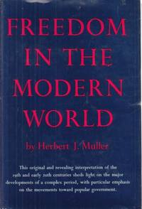 Freedom in the Modern World by Herbert J Muller - 1966 - from Hard-to-Find Needlework Books (SKU: 49008)