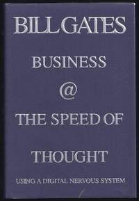 image of Business @ The Speed Of Thought : Using A Digital Nervous System
