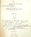 View Image 2 of 2 for Bagatelle: Norway Inventory #20595