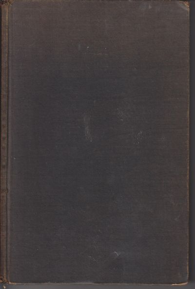 Florence: Privately Printed. 1928. Pirated edition. Hardcover. Very good copy with sunning to spine ...