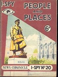I-Spy People and Places [ I-Spy No.20 ].