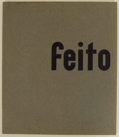 Paris: Galerie Arnaud, 1960. First edition. Softcover. Text in English, French and Spanish. Includes...