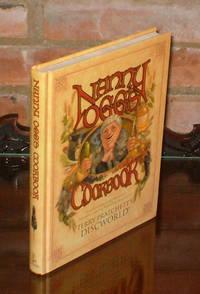 Nanny Ogg's Cookbook - **Signed** + Stamped