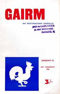 Gairm : An Raitheachan Gaidhlig : Spring 1966 - No 54