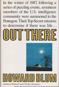 Out There : The Government's Secret Quest for Extraterrestrials