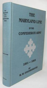 image of THE MARYLAND LINE IN THE CONFEDERATE ARMY. 1861-1865.