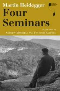 image of Four Seminars (Studies in Continental Thought)