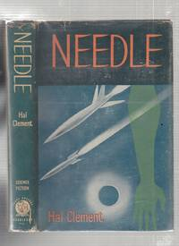 image of Needle (inscribed by the author) in original dust jacket