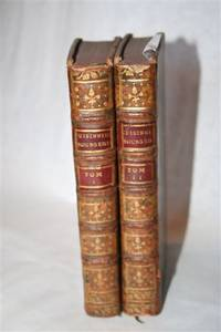 La Cuisiniere Bourgeoise, Suivie De L'Office, a L'usage De Tous Ceux Qui  Se Melent De Depense De Maisons. In Two Volumes. by [ Menon ] - 1779 - from Foster Books and Biblio.co.uk