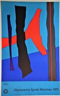 1972 Munich Olympics Poster: Artists Series