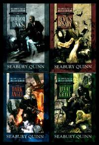 THE COMPLETE TALES OF JULES DE GRANDIN: One: The Horror on the Links; Two: The Devil's Rosary; Three: The Dark Angel; Four: A Rival Grave