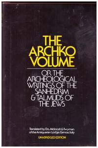 image of THE ARCHKO VOLUME