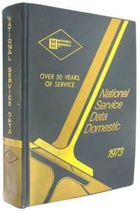 National Service Data 1973 Final (Mitchell Manuals)