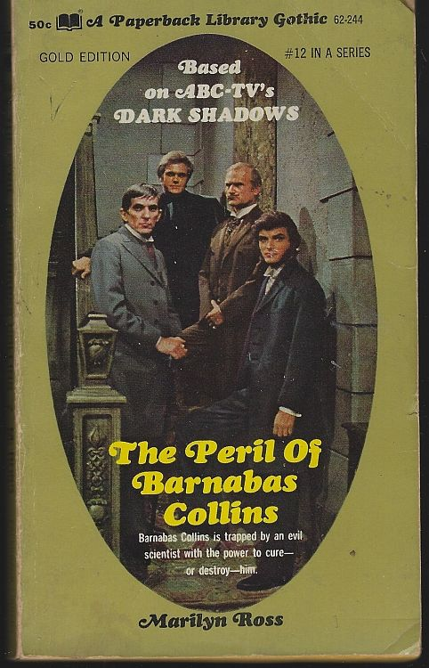 PERIL OF BARNABAS COLLINS, Ross, Marilyn