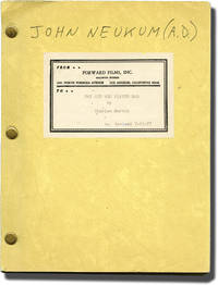 The One Man Jury [The Cop Who Played God] (Original screenplay for the 1978 film)