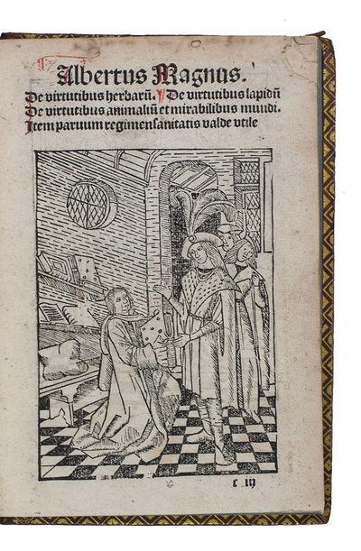 De virtutibus herbarum. De virtutibus...