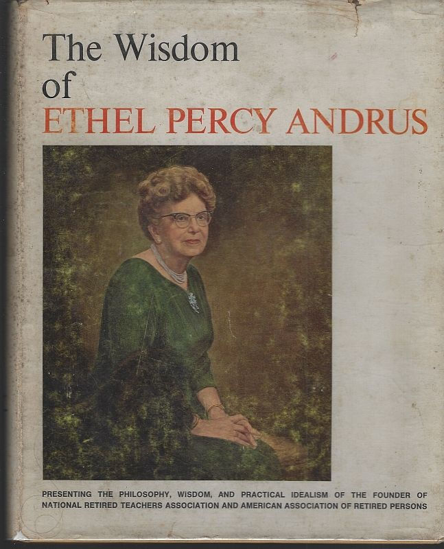 Image for WISDOM OF ETHEL PERCY ANDRUS