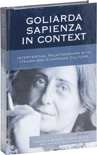 image of Goliarda Sapienza in Context: Intertextual Relationships with Italian and European Culture