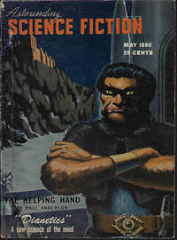 """image of ASTOUNDING Science Fiction: May 1950 (""""Dianetics: The Evolution of a Science""""; """"The Wizard of Linn"""")"""